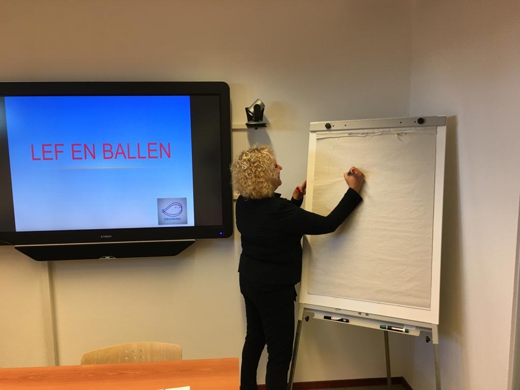 training Lef en Ballen